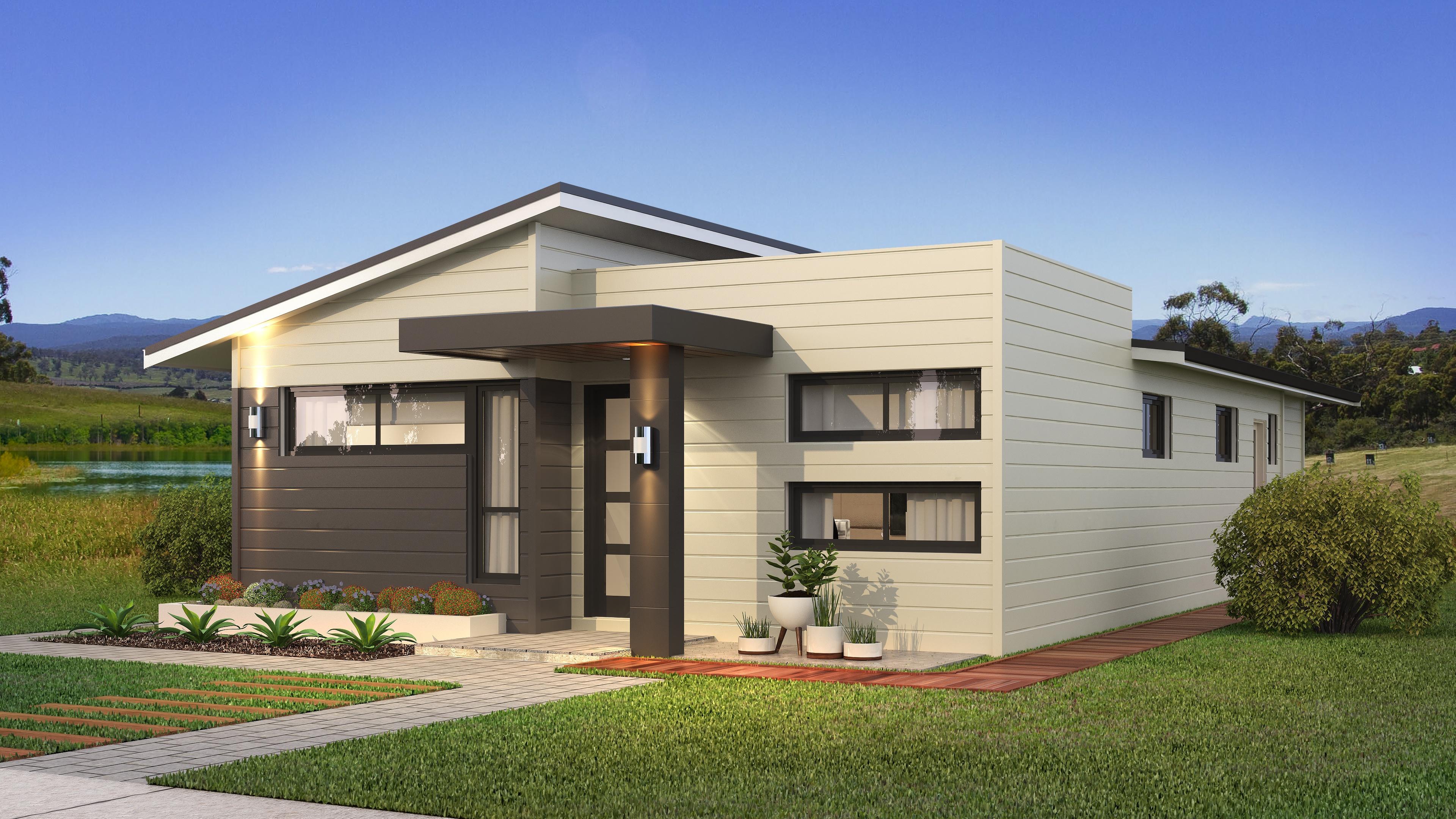 The Adair Home Design | Evoke Living Homes