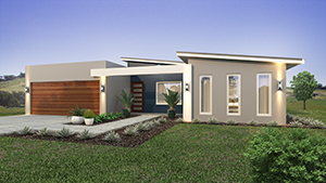 The Akora Traditonal Home Design with Garage and Walkway | Transportable Homes Western Australia