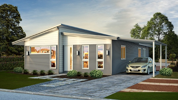 3 bedroom modular home