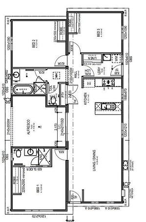 3 bedroom modular home