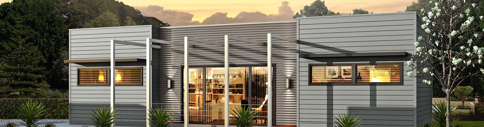 Evoke Modern Ocean Retreat Home | Modular Homes Western Australia