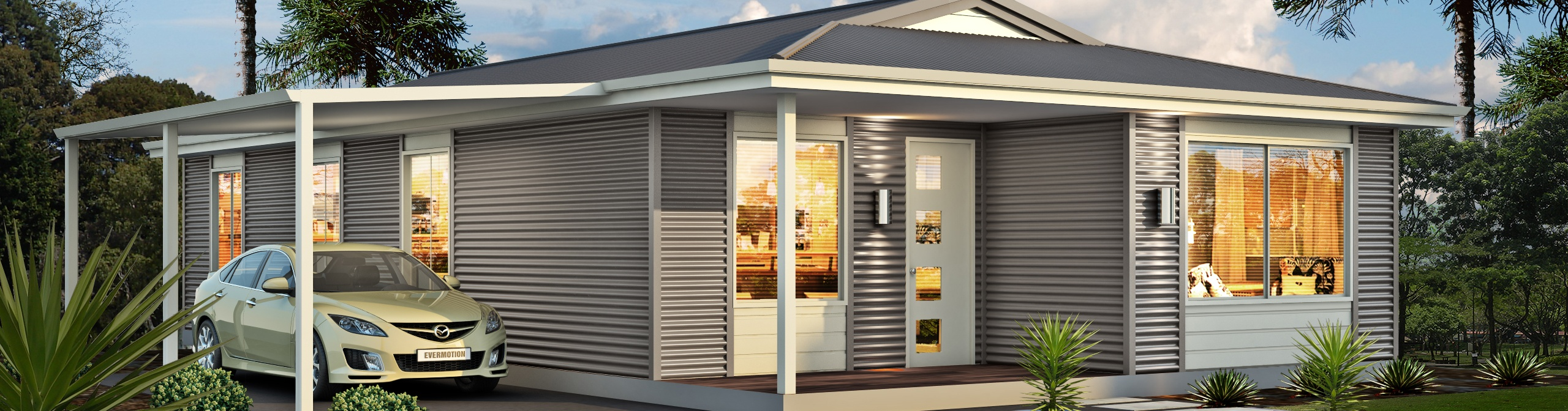 The Rocklea Home Design | Evoke Living Homes