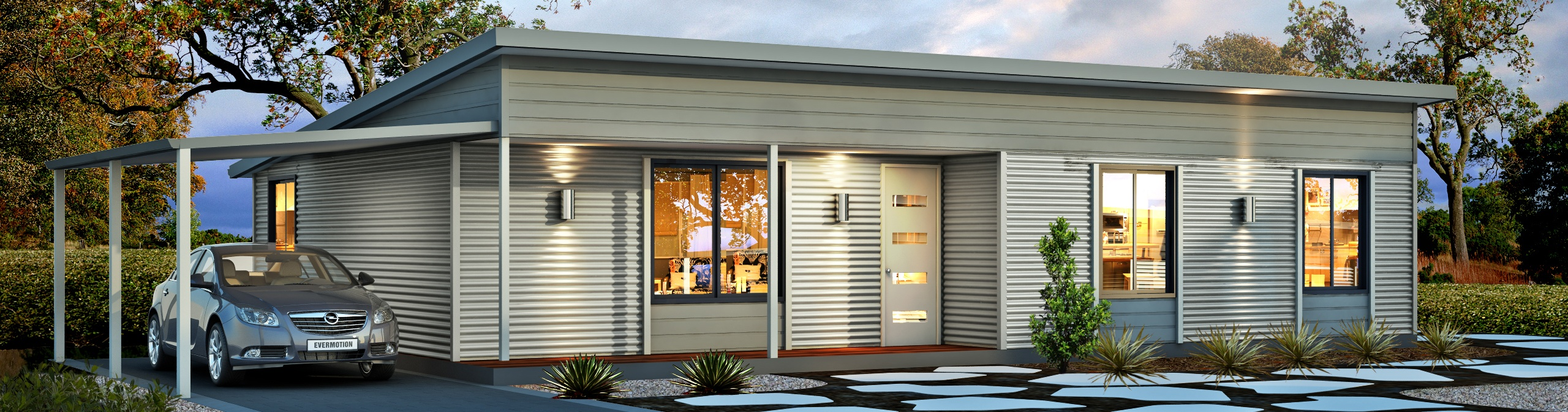 The Tuart Home Design | Evoke Living Homes