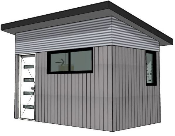 Modular Home Office Design