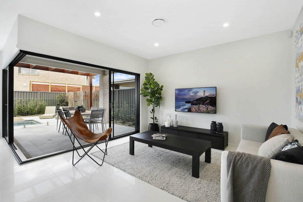 Open plan home designs