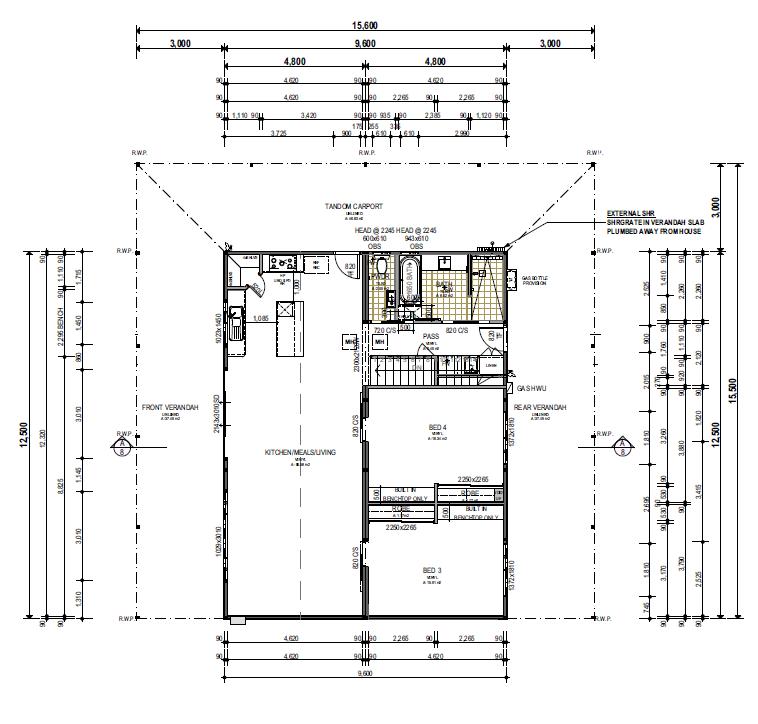 Palmer - Ground Floor