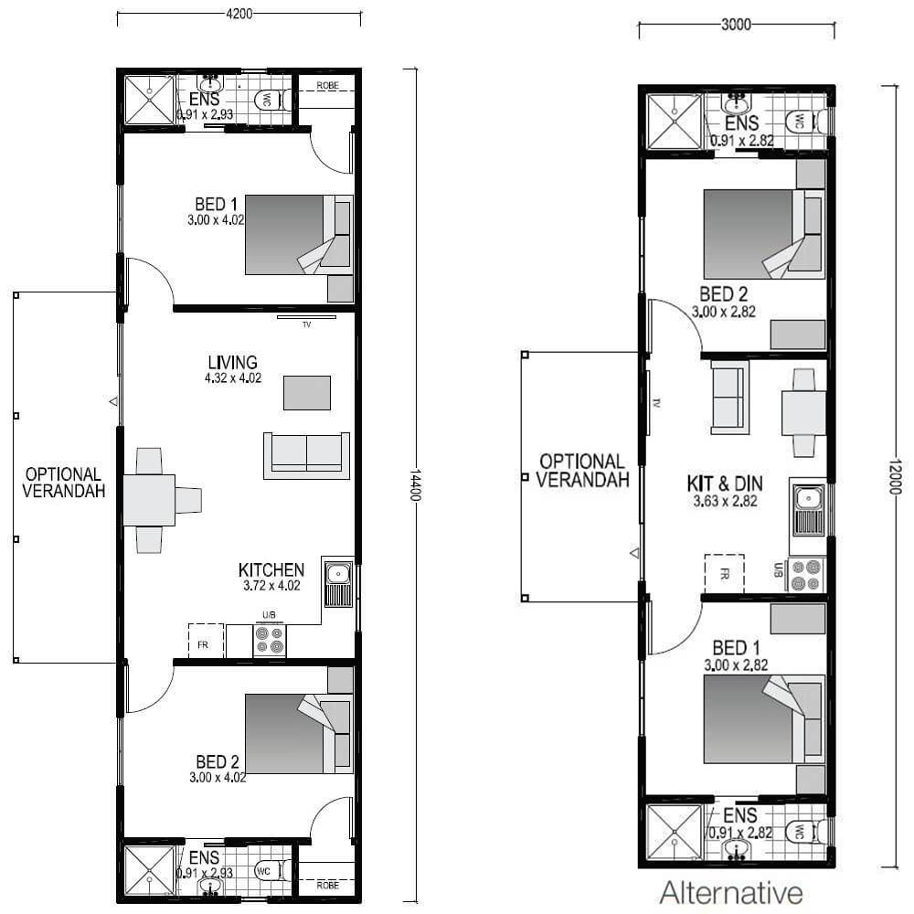 The Oakhill Blueprint and Floorplan | Home Builders WA