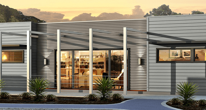 The Ocean Retreat Home Design | Transportable Homes Perth