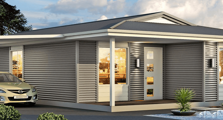 The Rocklea Home Design with Carport | Transportable Homes WA