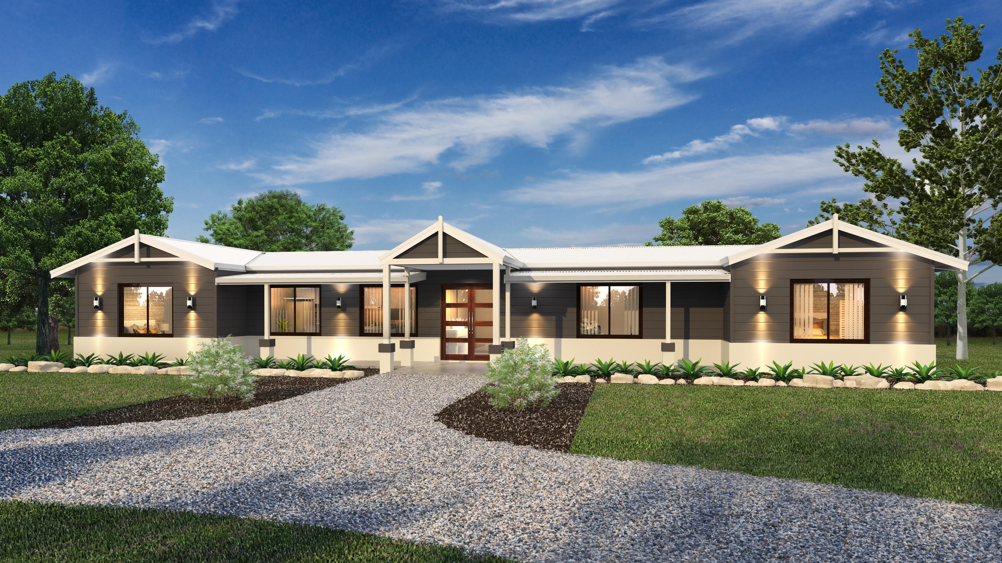 The Four Winds Home Design   Evoke Living Homes